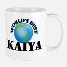 World's Best Kaiya Mugs