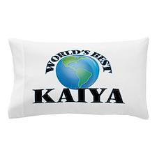 World's Best Kaiya Pillow Case