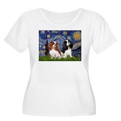 Starry Cavalier Pair T-Shirt