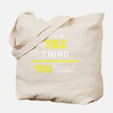 Cool Taz Tote Bag