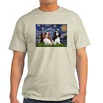 Starry Cavalier Pair Light T-Shirt