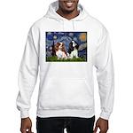 Starry Cavalier Pair Hooded Sweatshirt