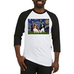 Starry Cavalier Pair Baseball Jersey