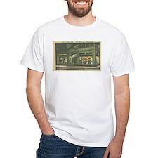 Chopin Flowers Shirt