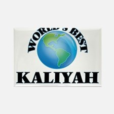 World's Best Kaliyah Magnets