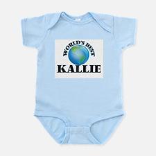 World's Best Kallie Body Suit