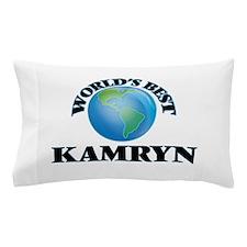 World's Best Kamryn Pillow Case