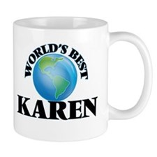 World's Best Karen Mugs