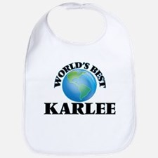 World's Best Karlee Bib