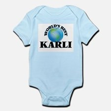World's Best Karli Body Suit