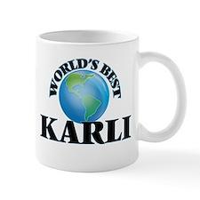 World's Best Karli Mugs