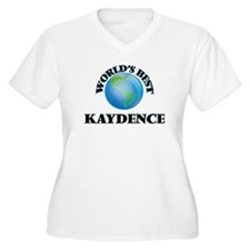 World's Best Kaydence Plus Size T-Shirt