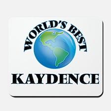World's Best Kaydence Mousepad