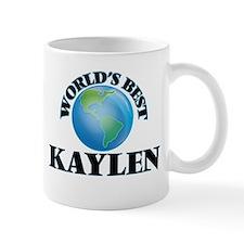 World's Best Kaylen Mugs