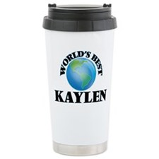 World's Best Kaylen Travel Mug