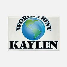 World's Best Kaylen Magnets