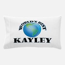 World's Best Kayley Pillow Case