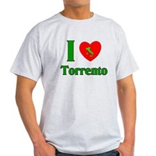 I Love Torrento T-Shirt