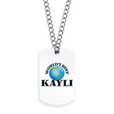World's Best Kayli Dog Tags