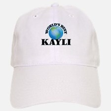 World's Best Kayli Baseball Baseball Cap