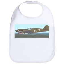 Cool 14th air force flying tigers Bib