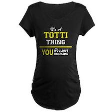 Funny Totti T-Shirt