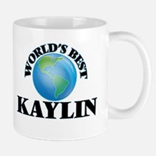 World's Best Kaylin Mugs