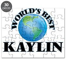 World's Best Kaylin Puzzle