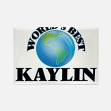 World's Best Kaylin Magnets