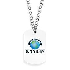 World's Best Kaylin Dog Tags