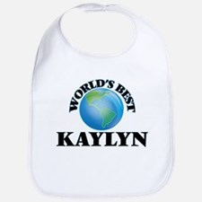World's Best Kaylyn Bib