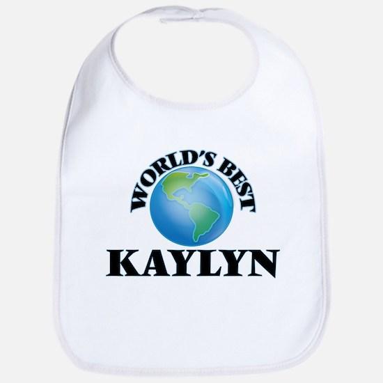 World's Best Kaylyn Bib