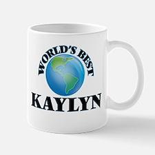 World's Best Kaylyn Mugs
