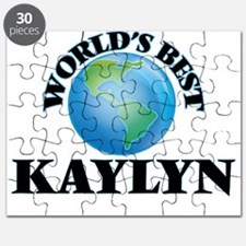 World's Best Kaylyn Puzzle