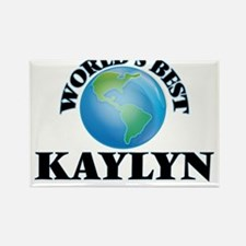 World's Best Kaylyn Magnets