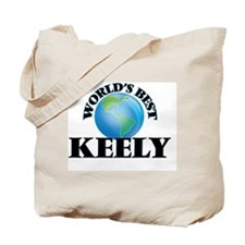 World's Best Keely Tote Bag