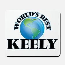 World's Best Keely Mousepad