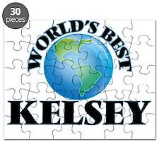 World's Best Kelsey Puzzle
