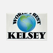 World's Best Kelsey Magnets