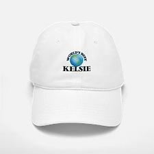 World's Best Kelsie Baseball Baseball Cap