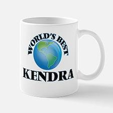 World's Best Kendra Mugs