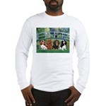 Bridge & 4 Cavaliers Long Sleeve T-Shirt