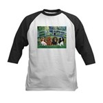 Bridge & 4 Cavaliers Kids Baseball Jersey