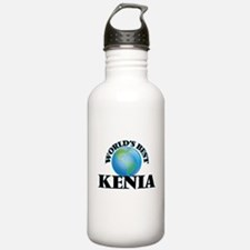 World's Best Kenia Water Bottle