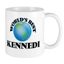 World's Best Kennedi Mugs