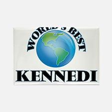 World's Best Kennedi Magnets