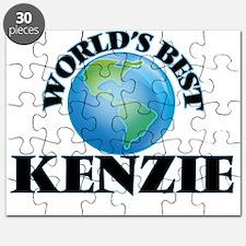 World's Best Kenzie Puzzle