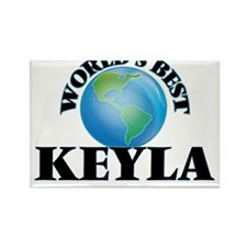 World's Best Keyla Magnets