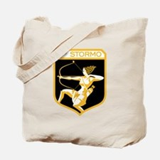 Ensign_of_the_5º_Stormo_of_the_Italian_A Tote Bag