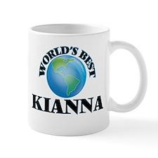 World's Best Kianna Mugs